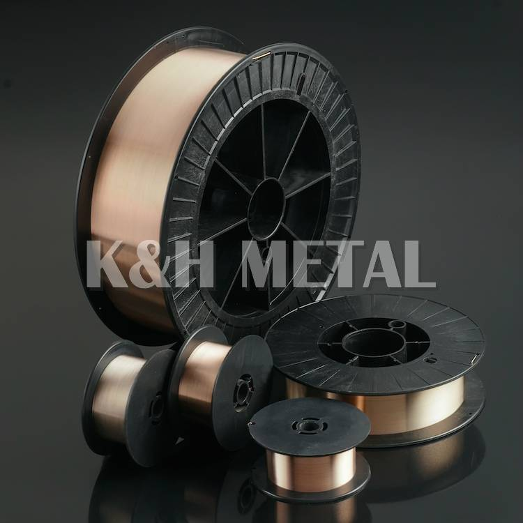 Silicon Bronze ERCuSi-A;SG-CuSi3