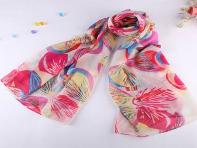 Hijab Fashion Arabic Scarf