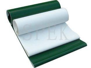 green white food grade conveyor belt