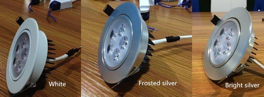 5W LED ceiling lamp coffee house spotlight