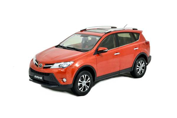Toyota RAV4 2013 Diecast Car Models Collectable Scale Hobby Slot Cars, Hobby stores, Model shop, Car