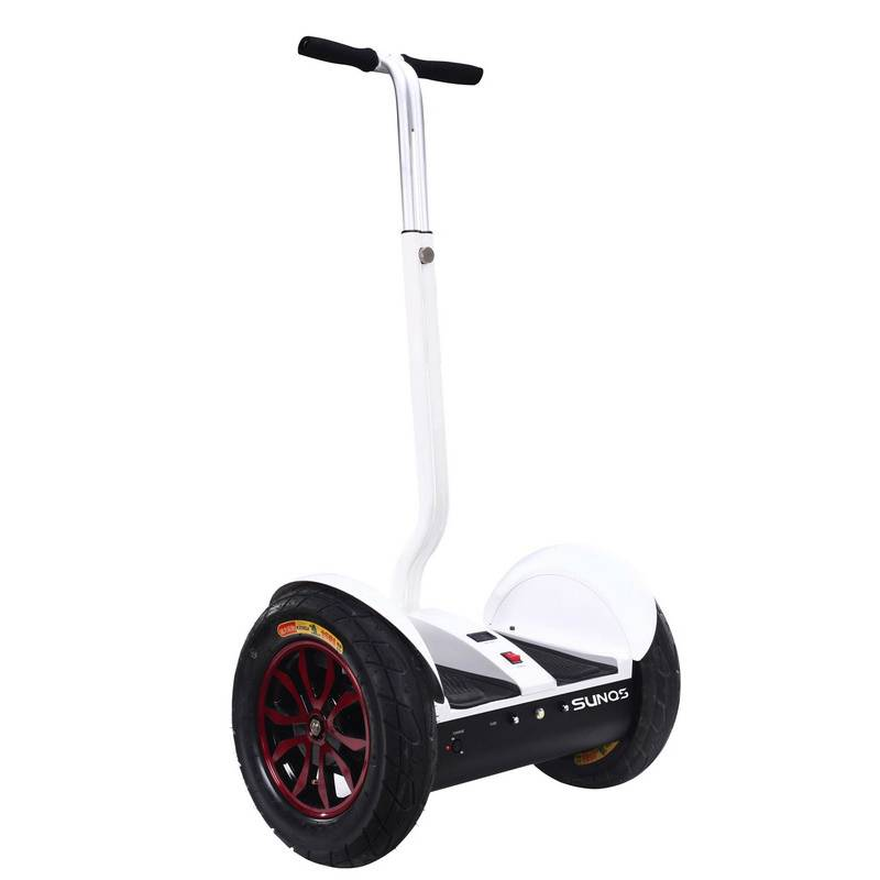 Auto Balance Smart Transporter Standing Electric Scooter For Outdoor