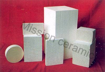 Honeycomb ceramic for heat exchanger quotation