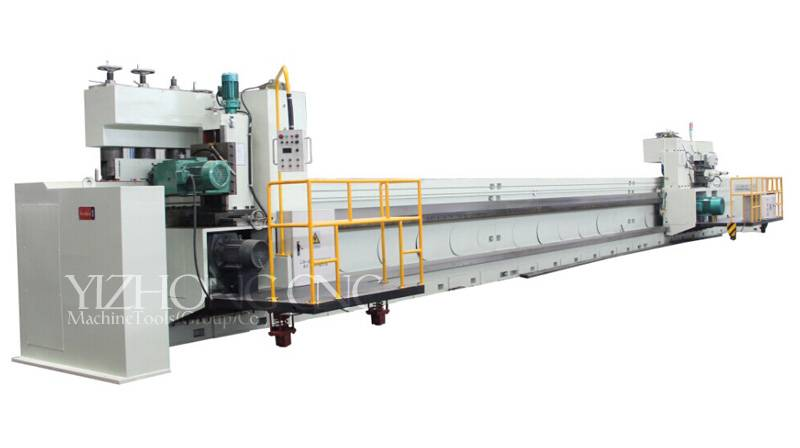 CNC Non-Beam Heavy-Duty Beveling and Millling Machine