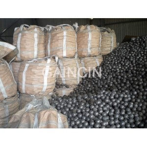 High Chromium Alloyed Cast grinding Balls