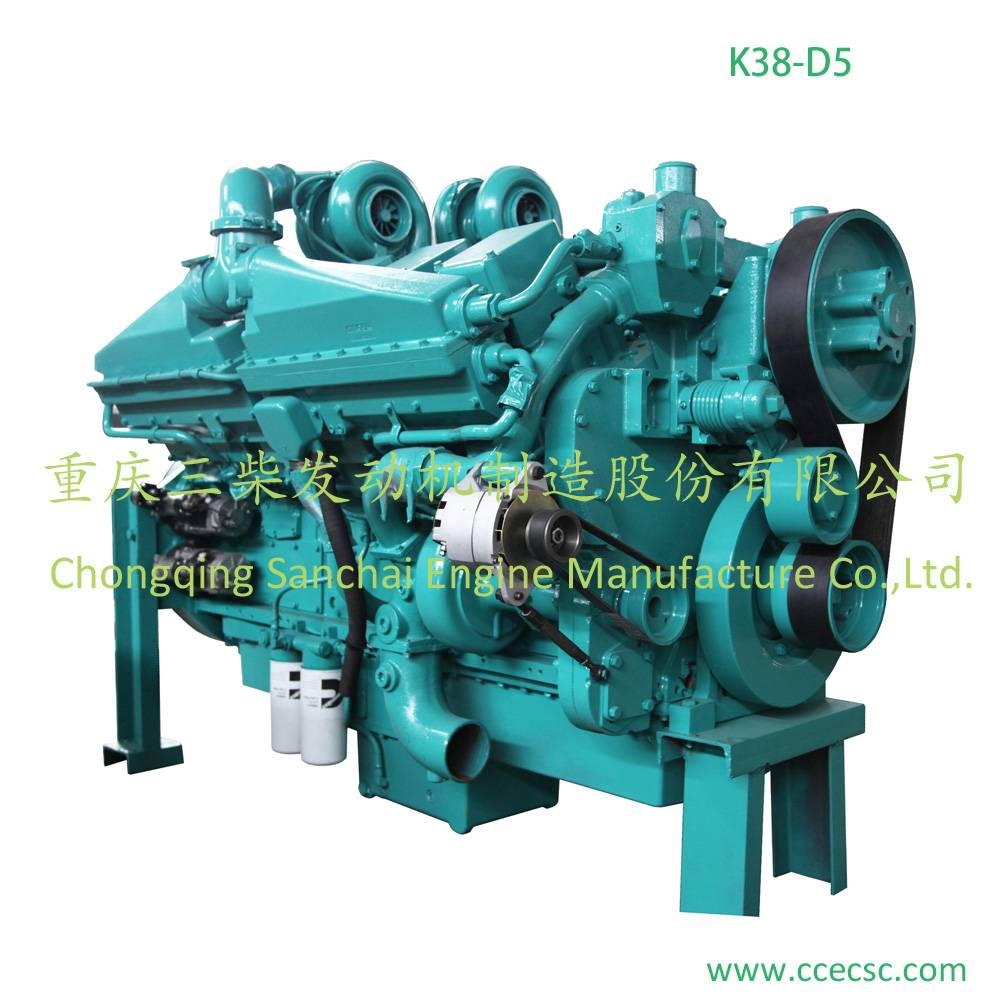 Sanchai Cummins KTA38 Generator Diesel Engine