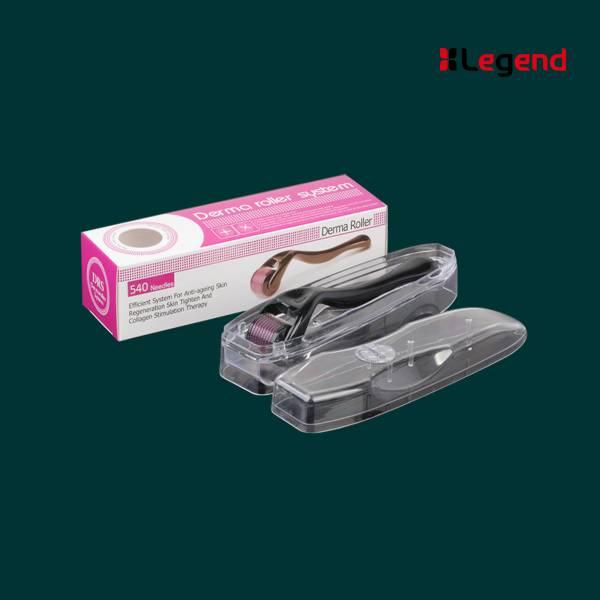 derma roller stamp/OEM ODM micro derma roller /540 needles titanium dermaroller low price for skin r