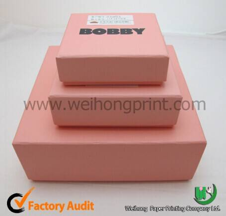 Hot sale luxury paper cardboard box for gifts