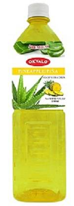 okyalo: pineapple aloe vera drink in l.5L, Okeyfood