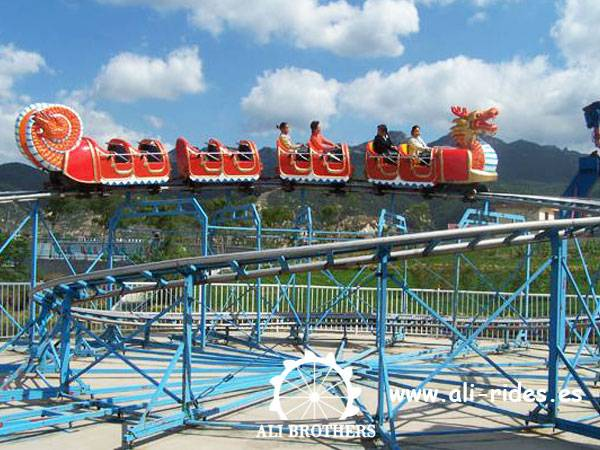 Sliding Dragon Coaster