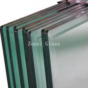 12mm 15mm Flat Toughened Glass