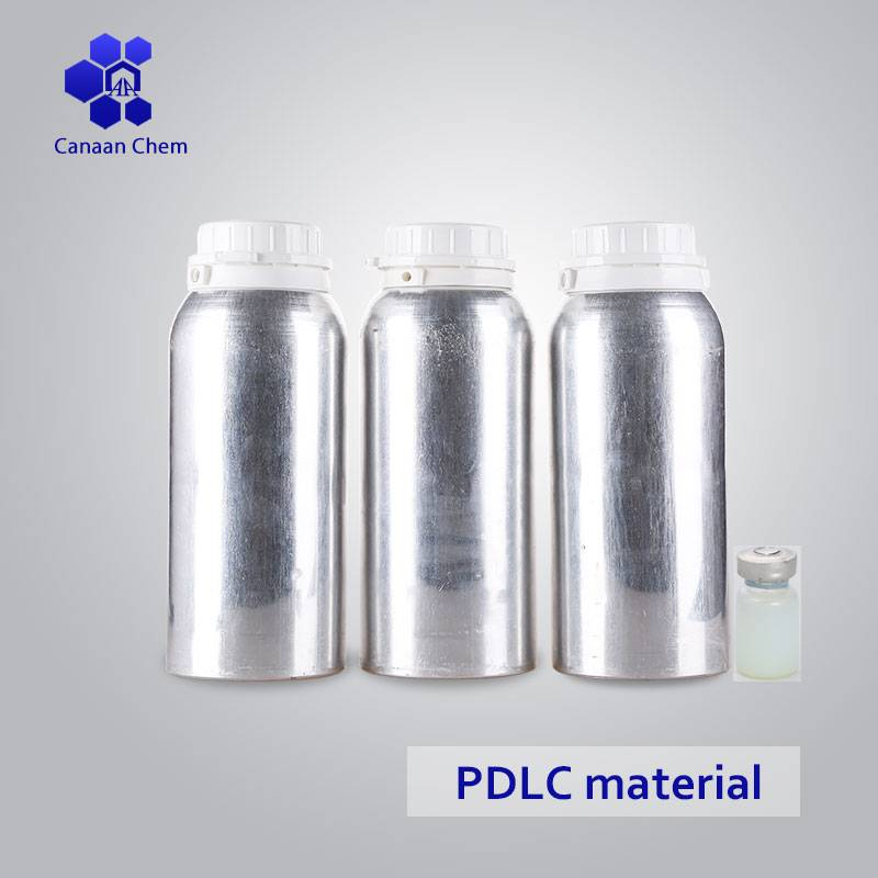PDLC mixture with polymer