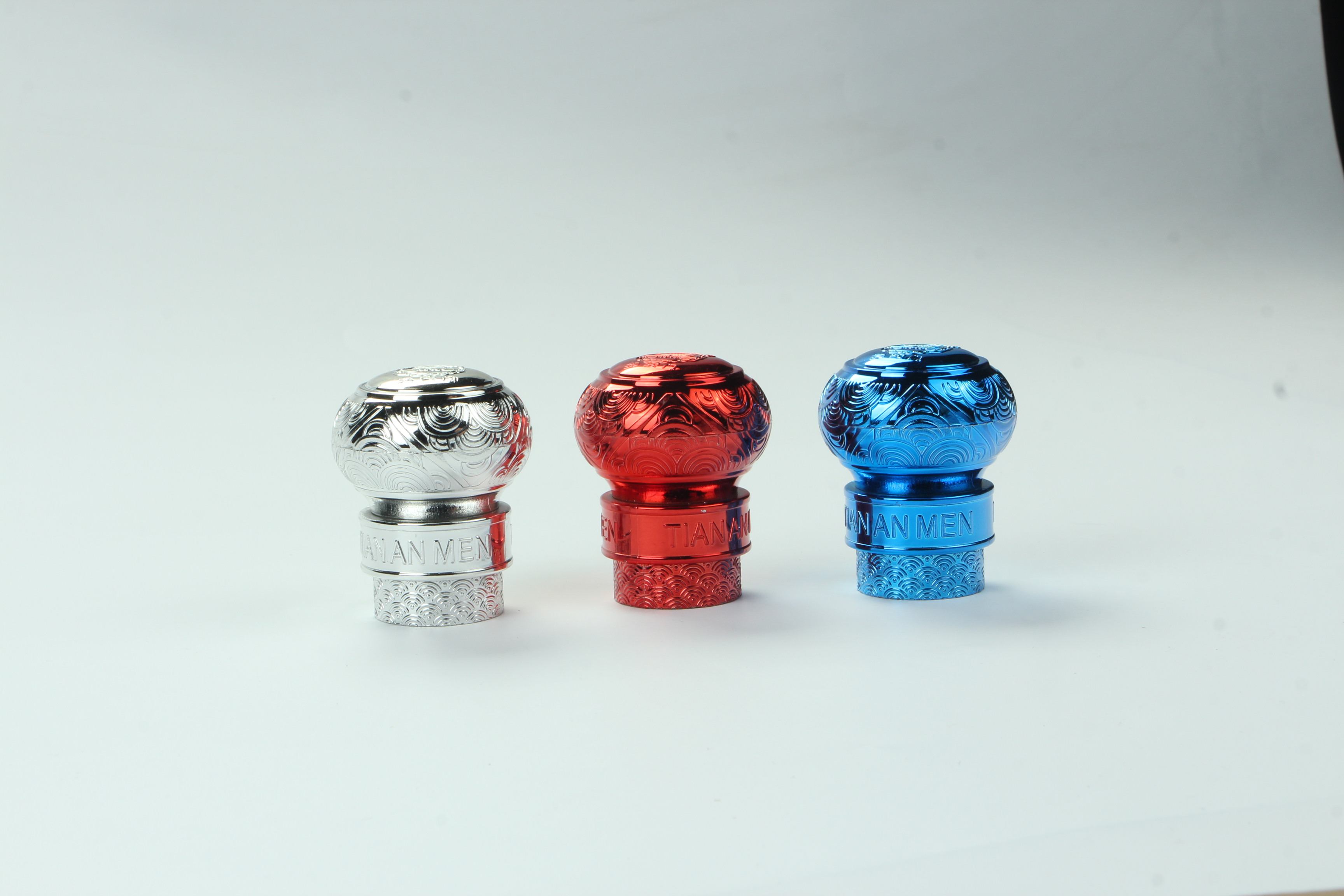 Good-looking Appearance Plastic Bottle Top Closures for Blendy, wine, Whisky, Rum