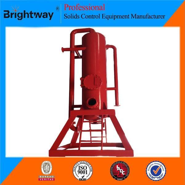 Brightway Solids Mud Gas Separator