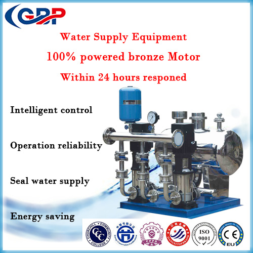 Non-Negative Pressure Water Supply Equipment 72-64-95-3
