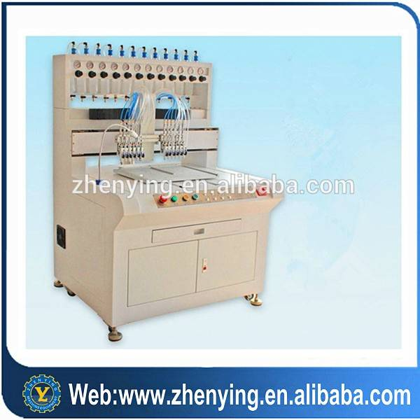 big dispensing diameter Automatic Dripping/dispensing Machine