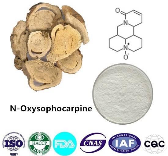 N-Oxysophocarpine  98% HPLC CAS NO:26904-64-3 1g/bag