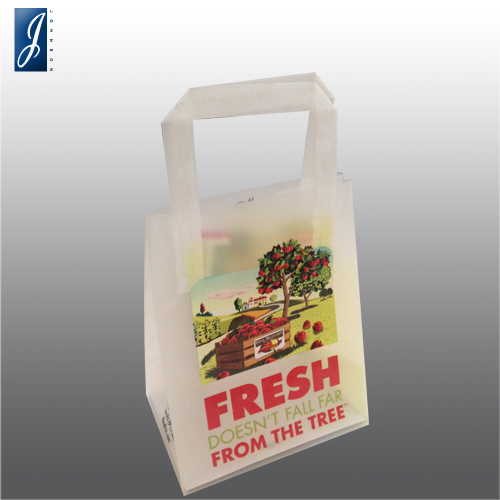 Customized small plastic packaging bag for FRESH