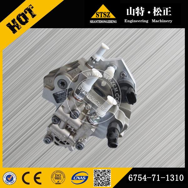 supply PC200-8 excavator parts fuel injection pump 6754-71-1310