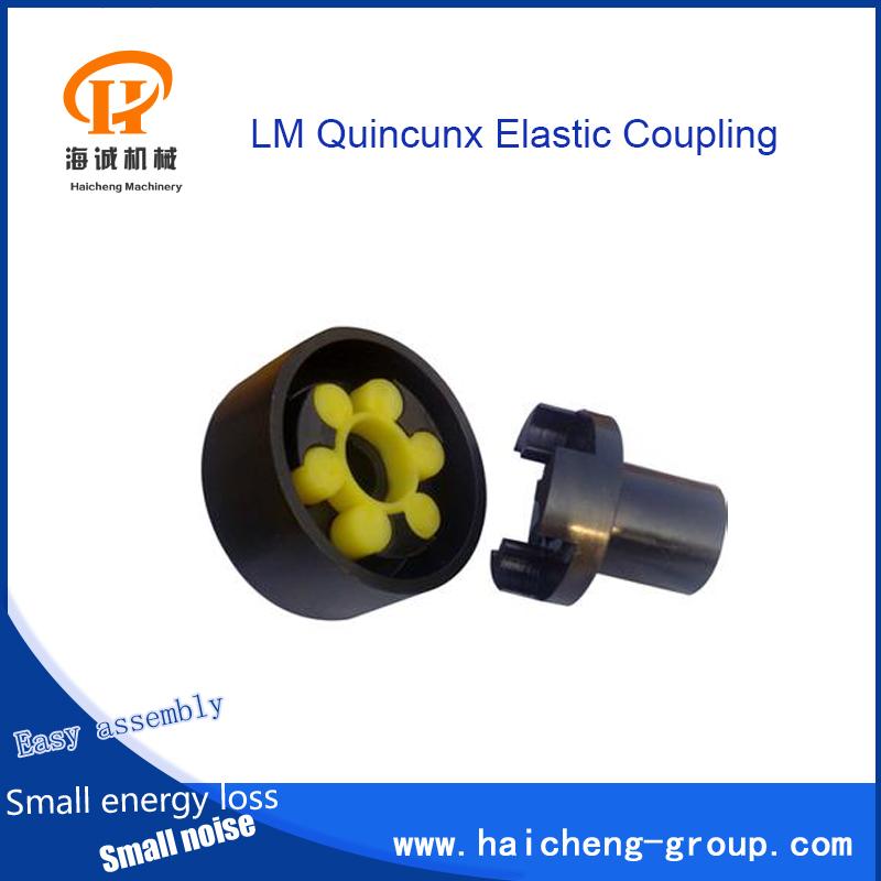 LM Quincunx Elastic Coupling