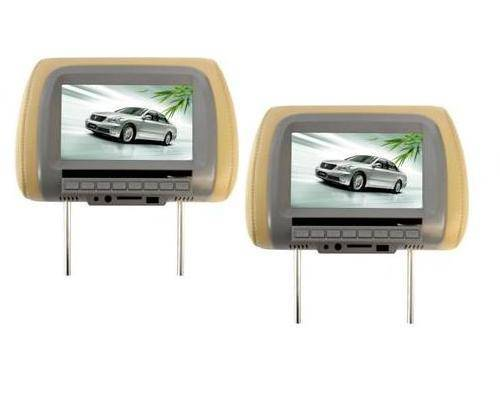 Headrest LCD Monitor - Wholesale 7 Inch Headrest LCD Monitor Pair