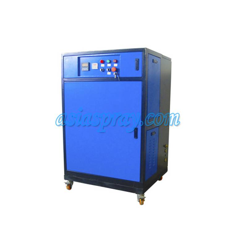PLC control water spray industrial machine extra high pressure mist humidifier