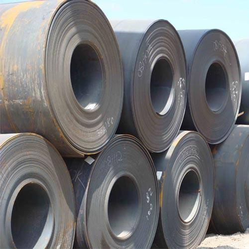High strength low alloy structural steel Q345