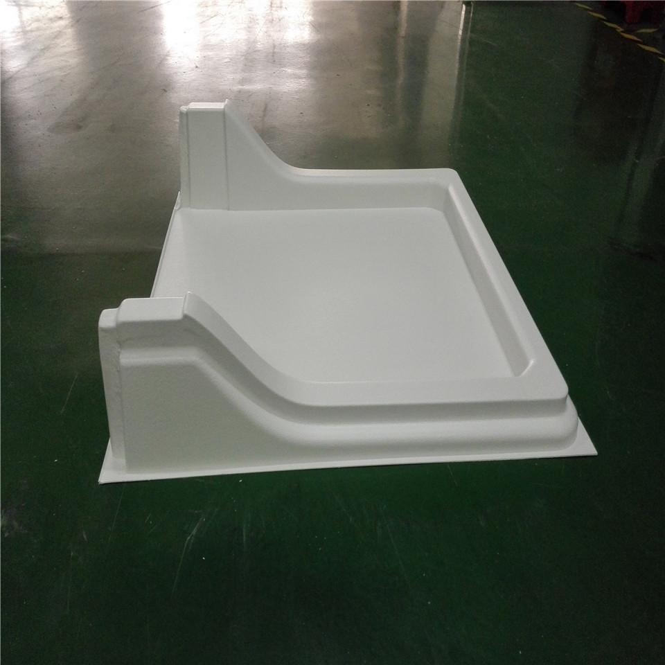 Special design vacuum forming plastic accessory for car