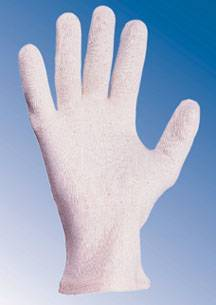 Interlock Glove, 100% Cotton Glove & White Glove