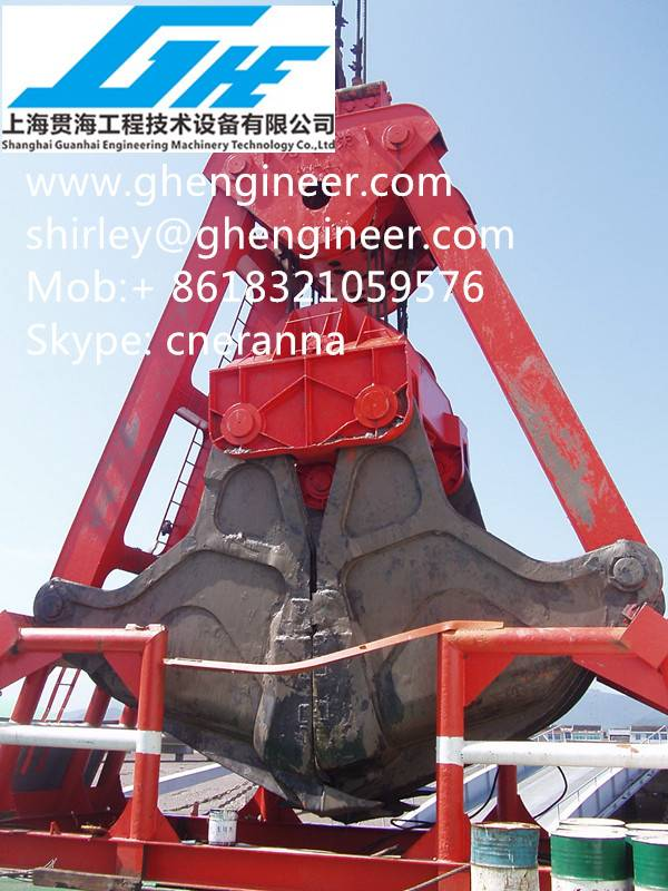 Wire Rope Dredging Grab