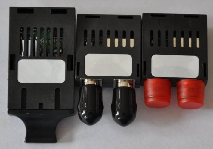 1*9 1.25Gbps Duplex Optical Transceiver Pecl 20KM for SDH