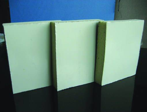 pre-insulated air duct pane for outdoor use