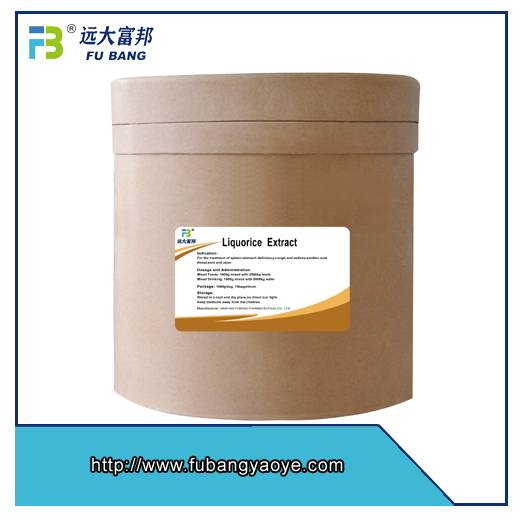 GMP certificated pure natural Liquorice Extract