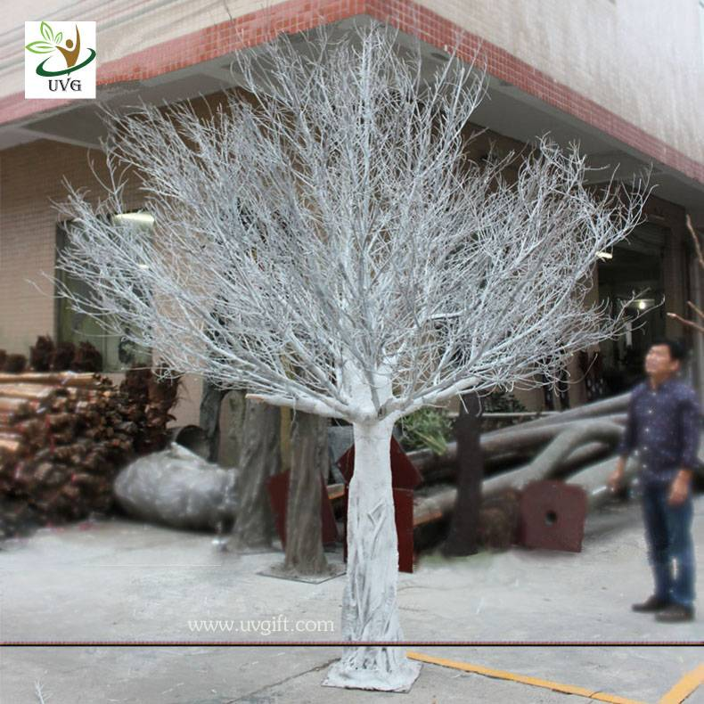 UVG DTR19 10ft Plastic artificial wedding wish dry tree for decoration