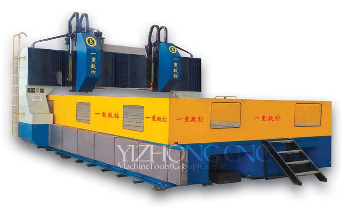 CNC 2-Spindle High-Speed Plate Drilling Machine