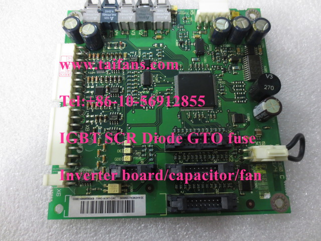 frequency Inverter power main control drive I/O filter communication boards AINT-14C AINT-14 A