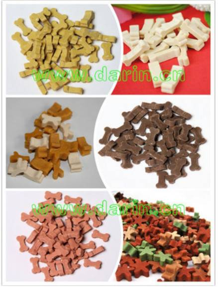 Pet Food Making Machine, Fish Feed Process Line