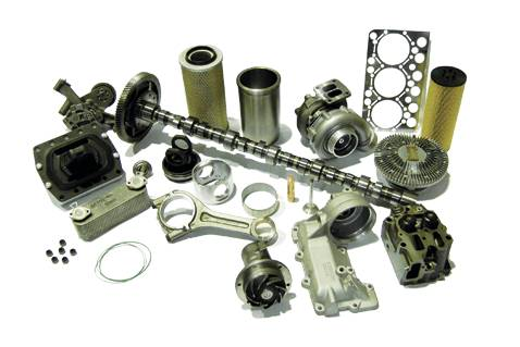 Mercedes Man Iveco Volvo Scania Daf Renault Truck LKW Engine Parts