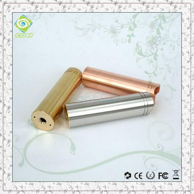 Geeco 2014 new arrival product e cig digital mod 1:1 clone 4nine from china atomizer novelty pipes