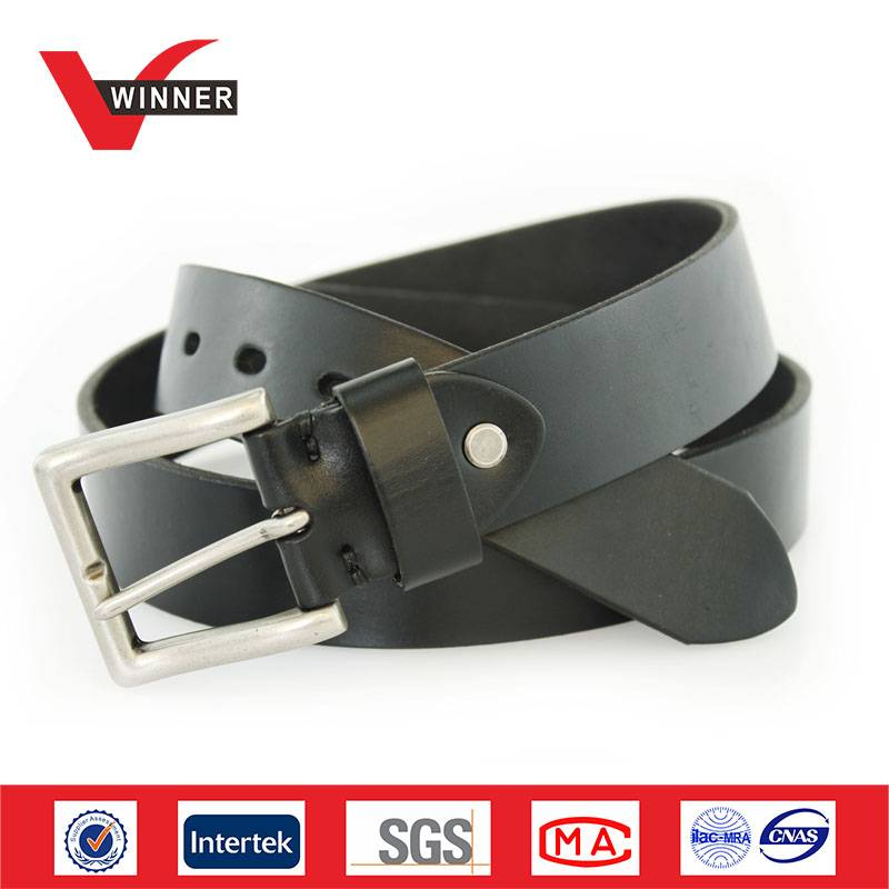 Classicial genuine leather men belts
