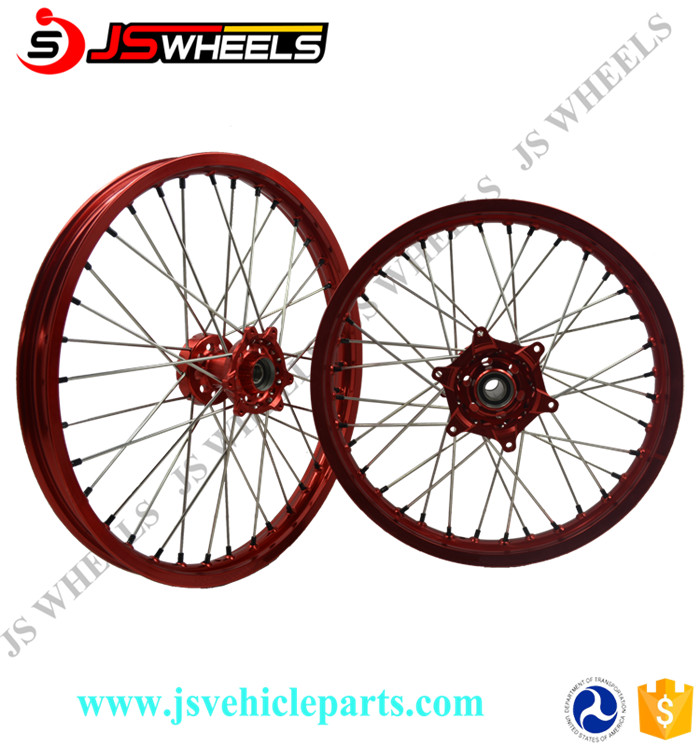 Hot Sale Dirt Bike Racing Motorcycle YZ 125 250 YZF 250 450 Alloy wheels