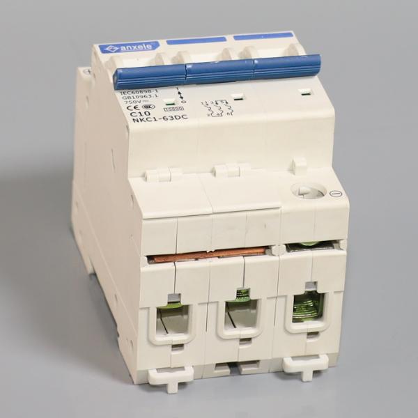 NKC1-63 3P 63A DC Circuit Breaker