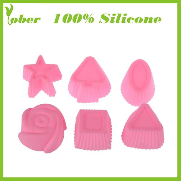 100% Silicone Baking Molds