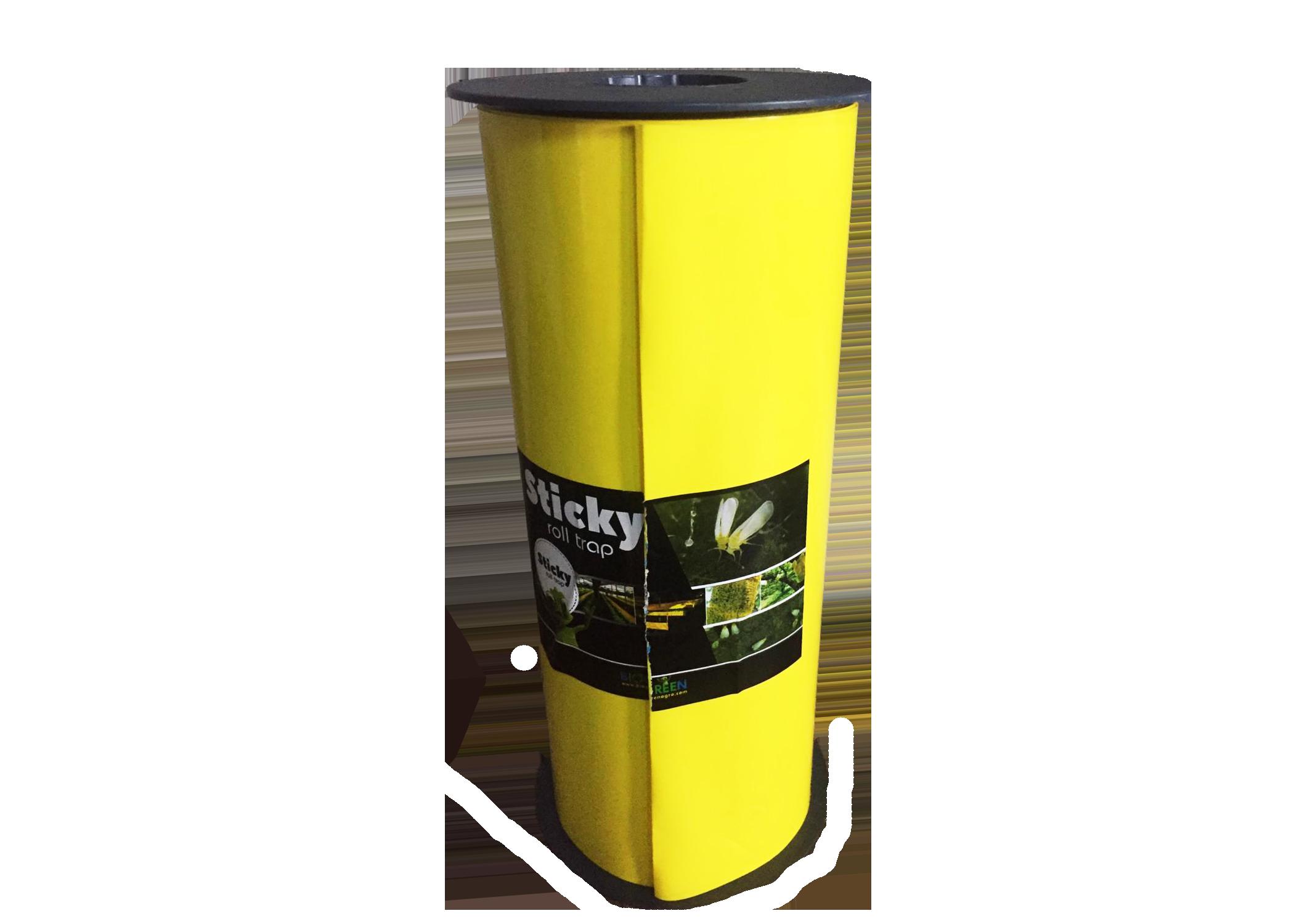 30 cm x 100 m Yellow Sticky Roll Trap