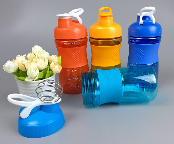 500ml tritan shaker bottle