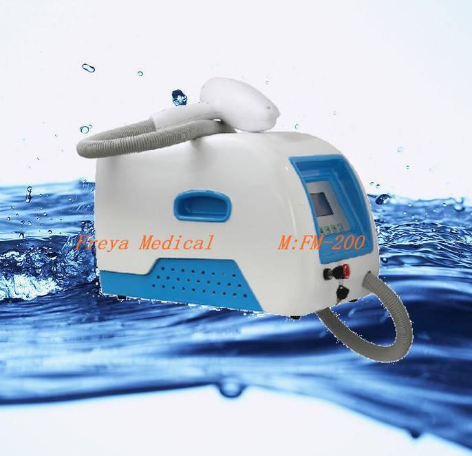 q-switch ND YAG laser tattoo removal machine