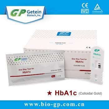 HbA1c rapid test kit