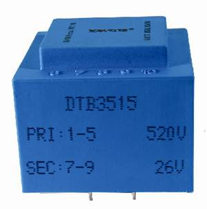 400V single-phase synchronous transformer