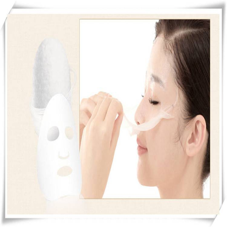 tencel nonwoven fabric rolls for invisible facial mask