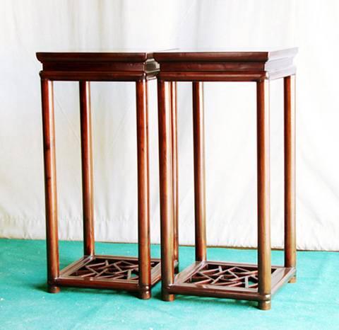 Eastcurio Antique furniture tea stand